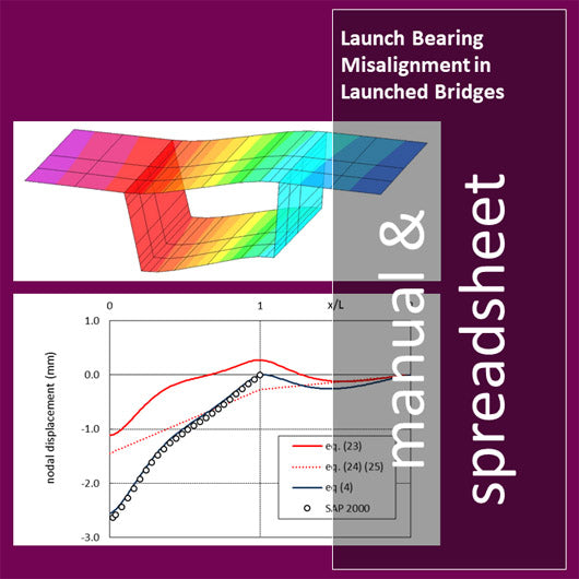Launch Bearing Misalignment in Launched Bridges