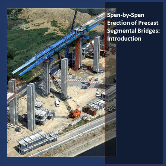 thesis span by span precast segmental Construction of the precast segmental approach structures commenced in april  span that was adjacent to the in-situ box girder at natong side was a 50m unit, all .