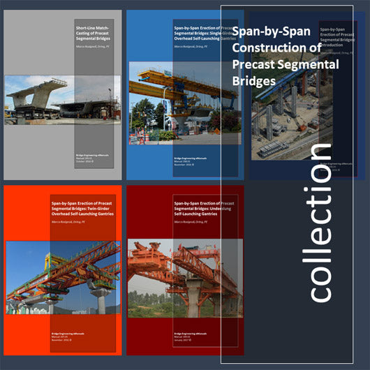 Span-by-Span Construction of Precast Segmental Bridges