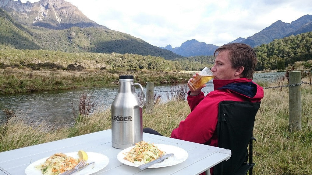 Campervan New Zealand's South Island: Make Your Life Easier