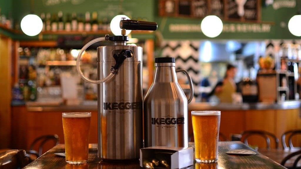Complete Mini Beer Kegging Kits | iKegger Bundle Deals