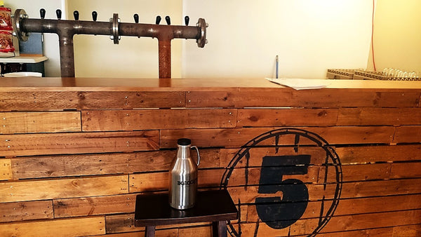 5 Barrel Brewing | Wollongong | Micro-brew that fills any size iKegger