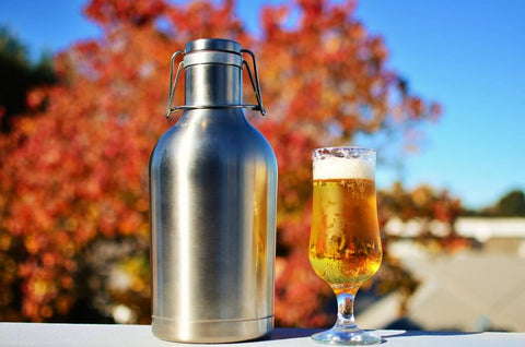 Father's Day Competition Prize | iKegger Growler