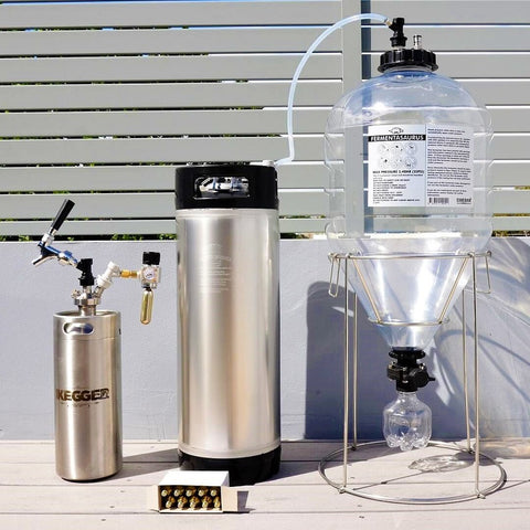 tap king used for home brew