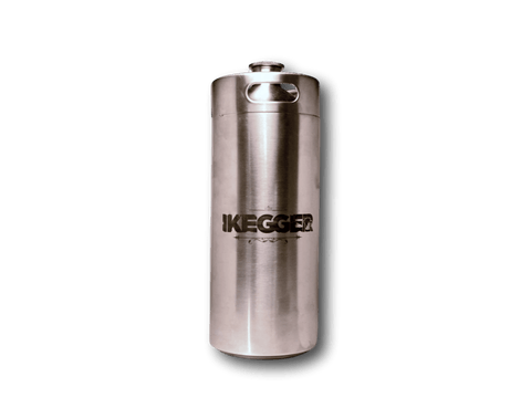 4l stainless steel mini keg | iKegger