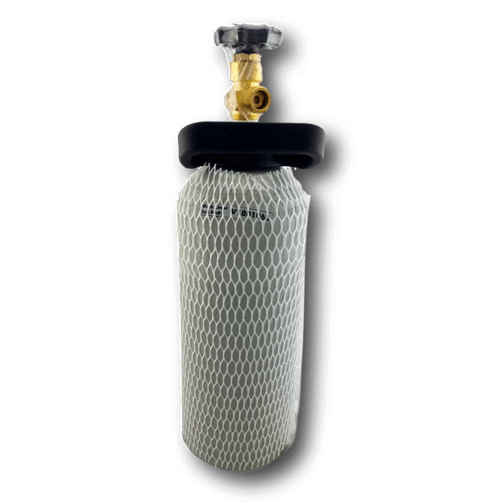 2.6kg Co2 refillable gas bottle