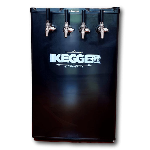 Mini Kegerator Kit 2 Or 4 Taps For Use With Your Own