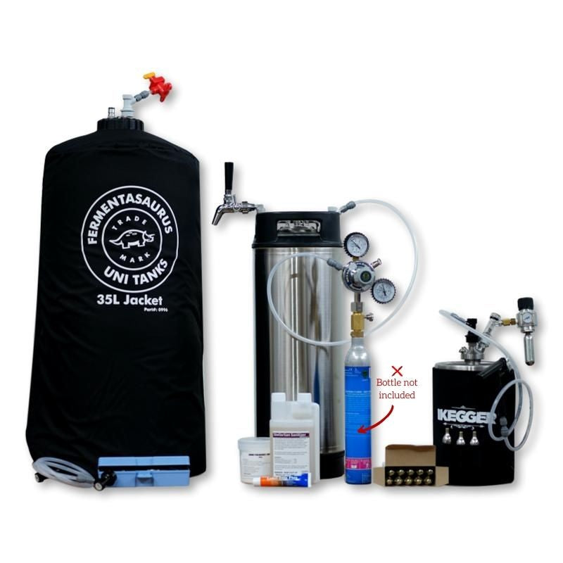 Home Brew Keg System | Complete Brew, Keg and Serve On Tap Package