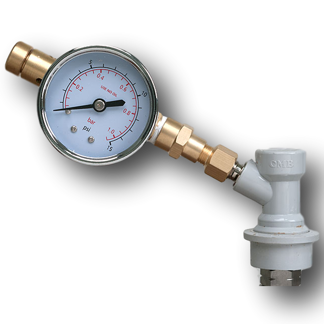 Spunding Valve | Adjustable Pressure Relief Valve