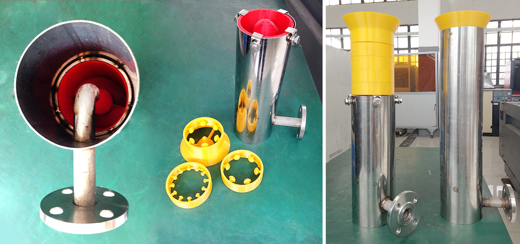 3D printed Waste Water Treatment Aeration Device