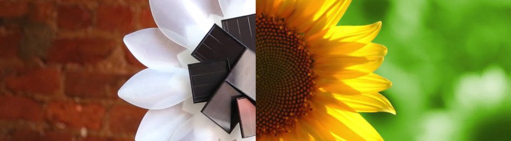 Solar Flower By Still Alive Lights Kickstarter 3D Printing