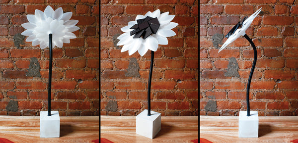 Solar Flower By Still Alive Lights Product Angles