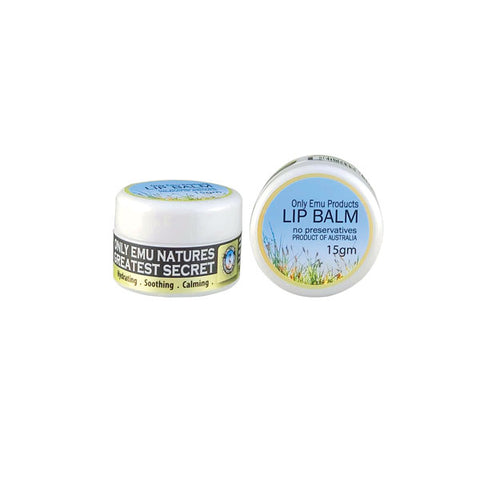 Only Emu Lip Balm 15g