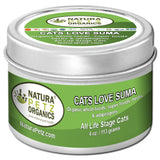 Cats Love Suma - Nutritional & Healthy Organic Meal Topper *