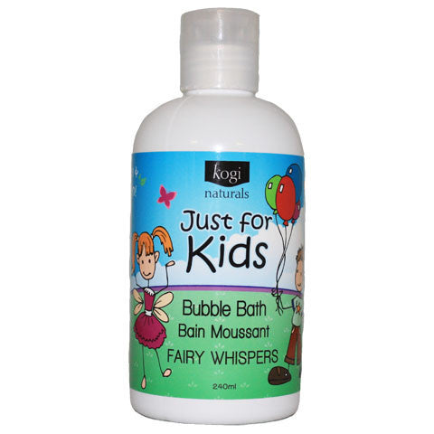 Just for Kids Fairy Whispers Bubble Bath