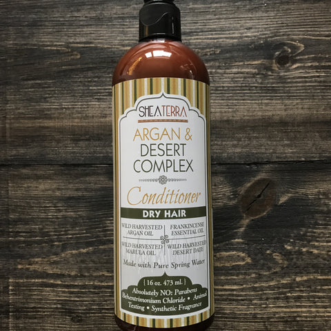 Argan & Desert Complex Conditioner (dry hair)