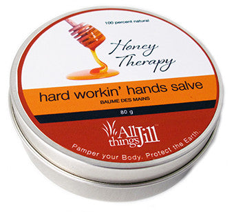 Hard Working Hand Salve