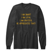 Load image into Gallery viewer, Expressions of You Long Sleeve T Shirt