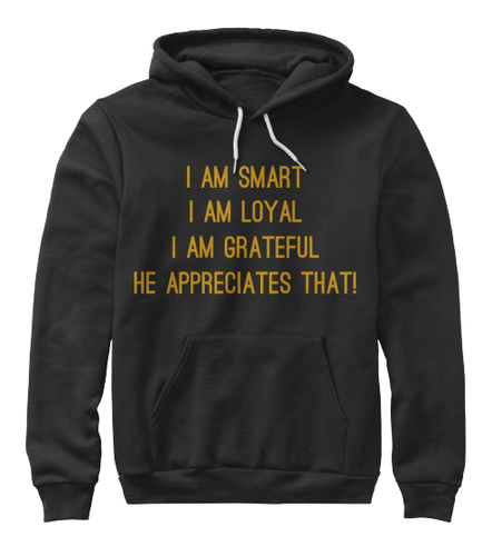 Expressions of You Pullover Hoodie - W