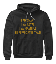 Load image into Gallery viewer, Expressions of You Pullover Hoodie - M