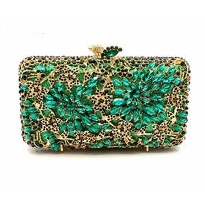 Hollow Out gold Evening Bags