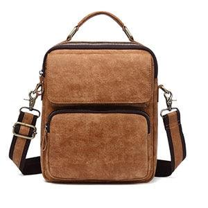 Vintage Genuine Leather Shoulder Bags