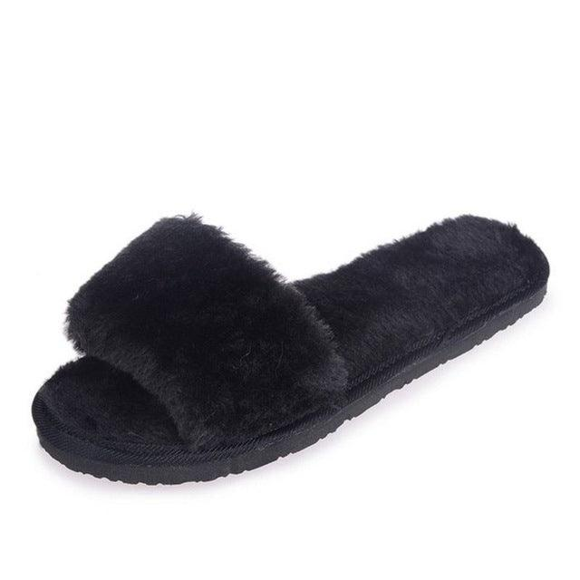 Solid Soft Lightweight Summer Beach Slippers