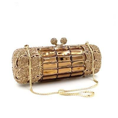 Crystal Clutch Designer Evening Bag