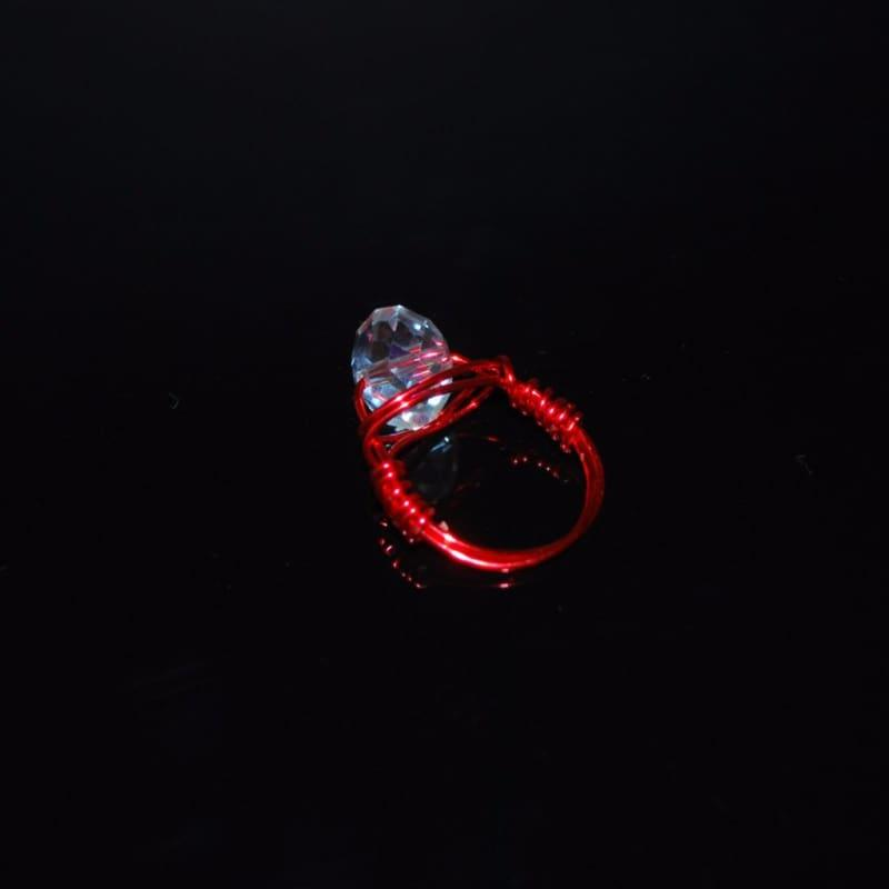 Crystal Handcrafted Women's Ring - TeresaCollections