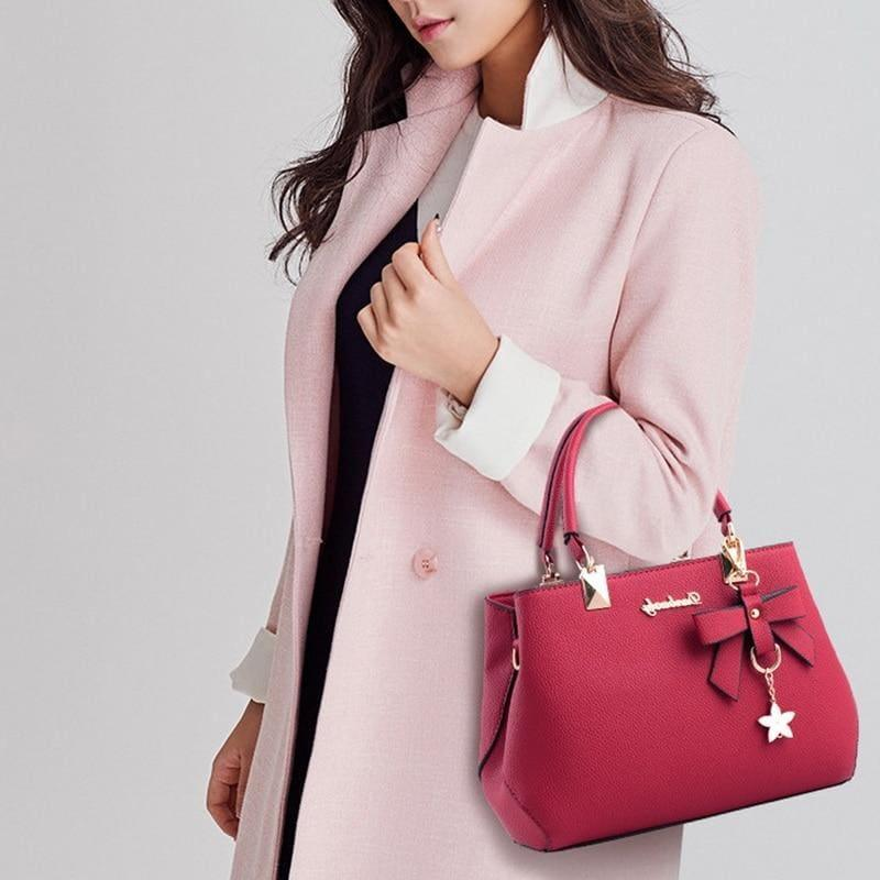 Elegant Shoulder Bag Women Designer Luxury HandBag - TeresaCollections