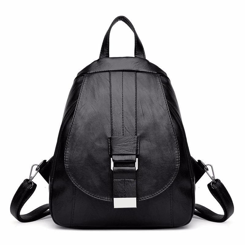 Preppy Style Backpack School Small Shoulder Bag - Back pack