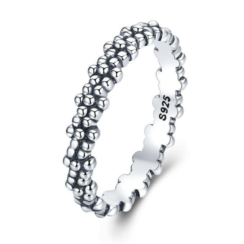 Sterling Silver Stackable Ring - 6 / FB7628 - Ring