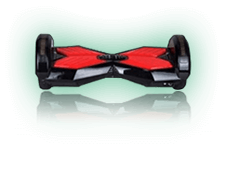 Red/Black Hoverboard Scooter