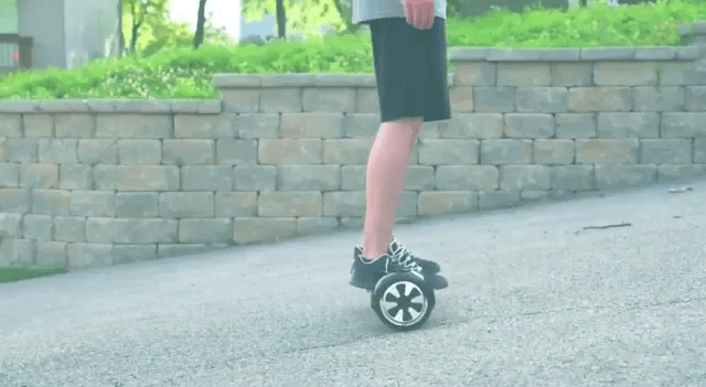 Hoverboard Scooter Video