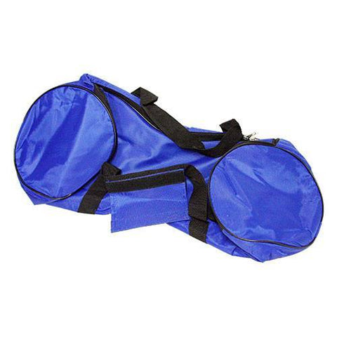 Electric Balance Scooter Adult Size  - Carrying Bag - Blue