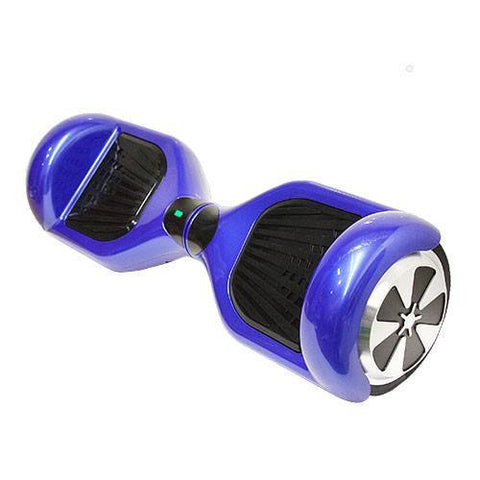 Electric Blue - 2 Wheel Electric Balance Scooter - Young Adult