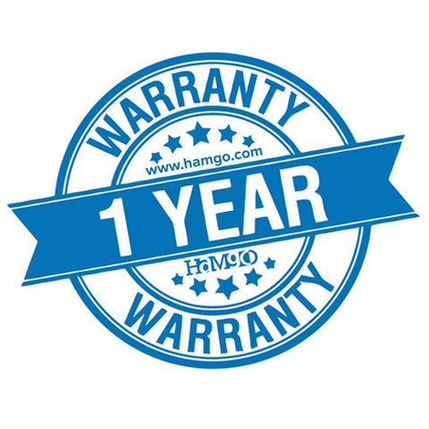 HamGo Hoverboard Scooter 1 Year Warranty Plan
