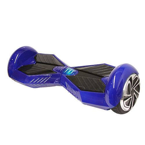 "Royal Blue - 2 Wheel Electric Balance Hoverboard Scooter 7"" Lamborghini - Young Adult"