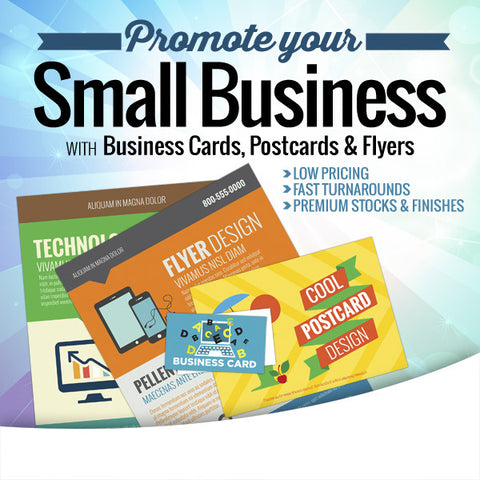Business Cards 14pt Natural - Full colour on two sides