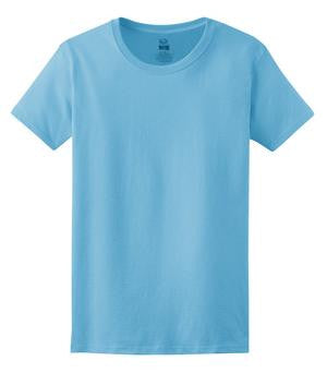 FRUIT OF THE LOOM® HD Women's COTTON T-SHIRT
