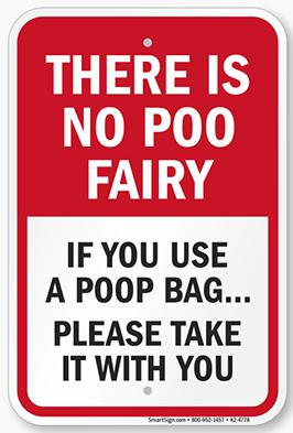 Are You a Poop Fairy?
