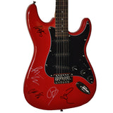 Foo Fighters Signed Guitar