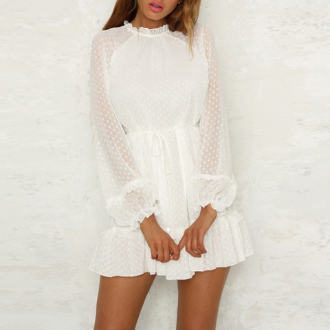 Sling Sexy Off Shoulder Dress