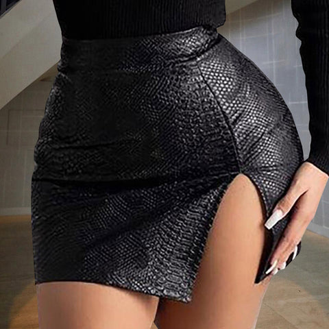 Fashion Women's Skinny Pack Hip High Waist Skirt