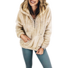 Women's Solid Color Long Sleeve Sweater