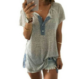Loose Short Sleeve T-Shirt