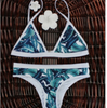 FASHION SEXY PRINT BIKINI SWIMSUIT
