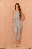 Fashion sexy halter Jumpsuits