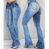 Retro Stretch Denim Jeans