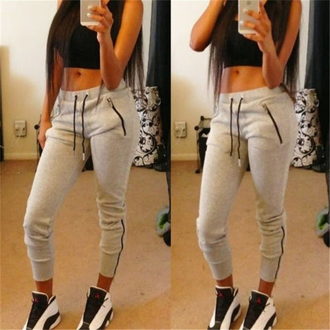 Casual Pants Summer Hot Sale Women's Fashion High Waist Hip Up Yoga Sportswear